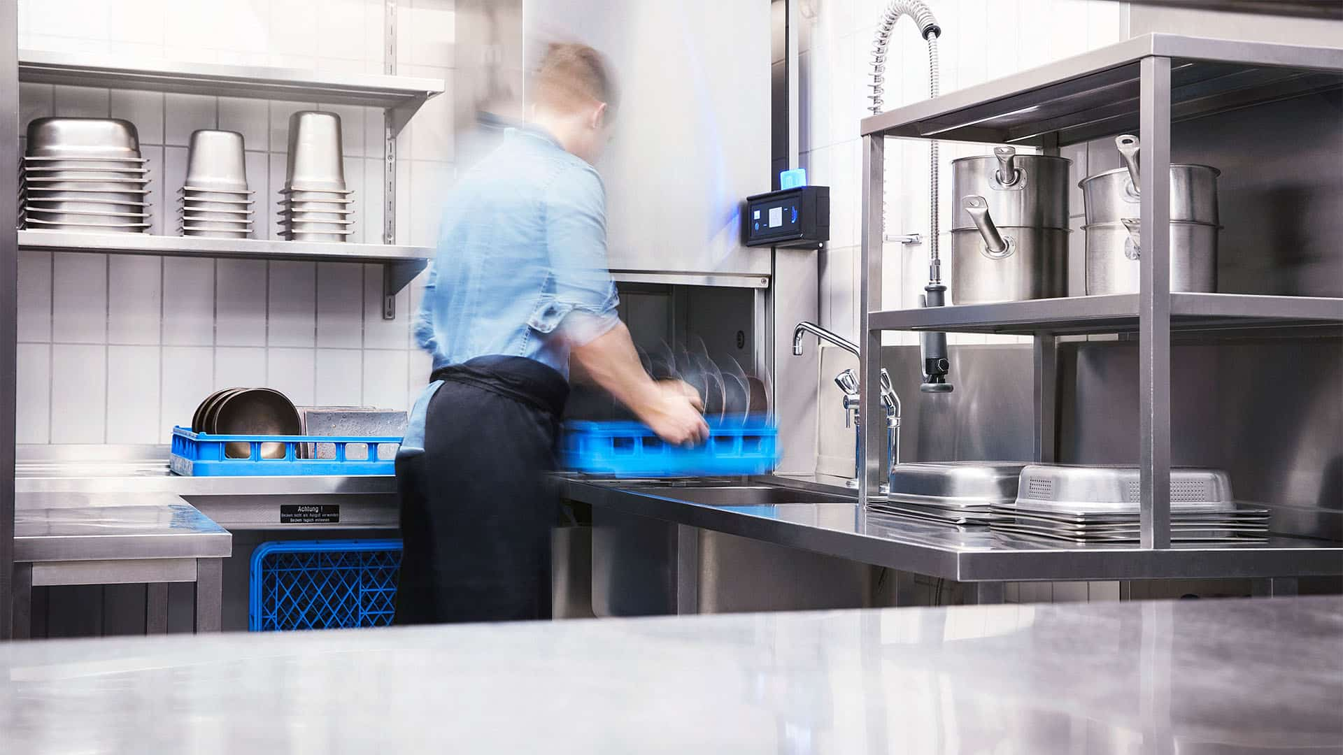 Commercial Dishwashers Bedpan Washers Food Waste Systems