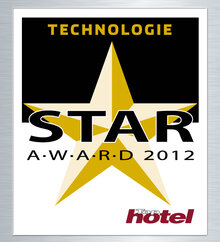 TopHotel STAR AWARD technology