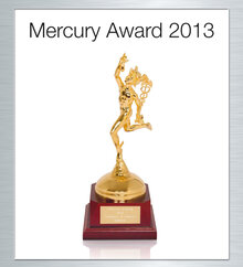 MERCURY AWARD 2013